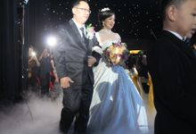 Wedding of Joko & Natalie 09 July 2017 by HARRIS POP Hotels & Convention Gubeng