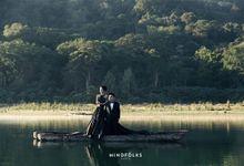 Prewedding of Edric & Vonny by Mindfolks Wedding