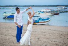 Gyongyi and Zoltan Wedding by Bali For Two