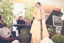 Nenden Rizlan Wedding by Cikallia Music Entertainment