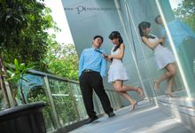 Prewedding of Dr Sammy & Christina by PhiPhotography