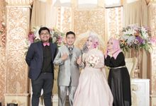 MC Wedding Barunawati Surabaya by BOO & NESSA MC