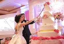 The Wedding of Ishaw & Angel by Finest Organizer