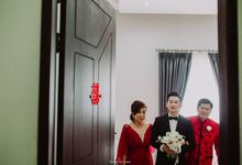 THE WEDDING OF BILL & SHARLEEN by Fusia Pictures
