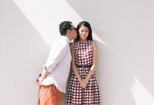 Pre Wedding - Felix x Amanda by Shawnmx Photography
