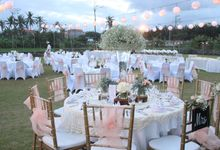 Mira and Javern Wedding by Rumah Luwih Beach Resort