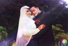 YAZZIER EZHAQ & ADILAH by hafizzulhasifphotography