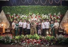 Nuzul & Mila Wedding by KEYS Entertainment