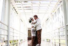 Ratu Rimartini & Ian Lothringer Wedding Day by Leonard Pictures