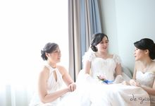 Stephanus And Intan Wedding day by De gratia productions