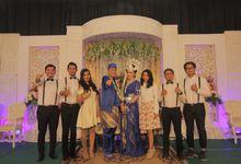 Eva & Rengga Wedding by 1548 band