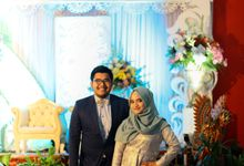 Wedding Syari by BOO & NESSA MC