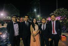 Dewi & Piecen Wedding by 1548 band