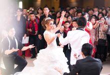 Anton & Jessica Wedding by Dante Wedding Planner