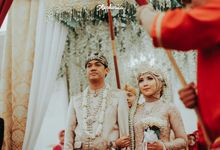 Annisa & Rian Wedding by Aspherica Photography