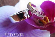 Ediwanto & Justine by Fiftyseven Diamond Jewellery