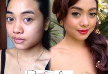 My makeup works by Renasohani Makeup
