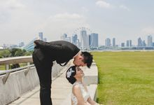 SUGITO & ANGELA PREWEDDING by Levin Pictures