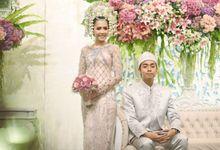 ANNISA & NAUFAL by Promessa Weddings