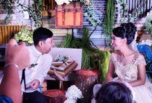 Wedding of Shezy & Meiz by Swafle Photobooth