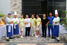 Family Gathering Booking.com by Eden Hotel Catering