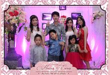 The Wedding of Hasan & Erna by After 5 Photobooth