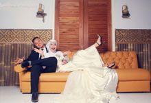 The Prewedding of Silvi & Dedi by Spion Vespa Photography