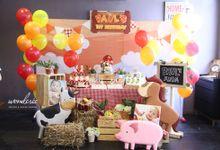 Paul Farm by Wonderee Decoration & Paper Goods