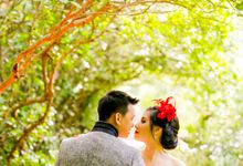 The Prewedding Of Suandi & Vonny by My Dream Bridal and Wedding