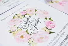 Soft Cover Watercolor by Jolly's Little Dreams