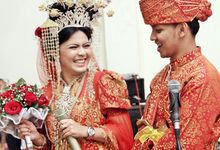 The Wedding of Diah & Adit by Spion Vespa Photography