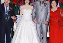 Ivony & Michael Wedding by Tommy Figo
