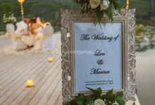 Simple Wedding Len & Marina by D'studio Photography Bali