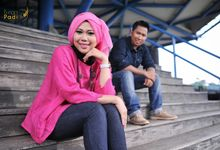 Novi & Bangun's Prewed by Bunga Padi Photography