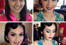 Ruth Wedding by Bennu Makeup