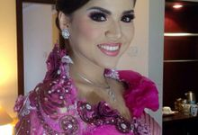 Natasya Wedding by Bennu Makeup