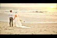 Asha & PJ by Bali Wedding Films