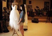 YURIKE'S DRESS by VERONIKA VIDYANITA