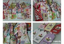 Cards,envelope,tags,invitation,postcard,etc by Cin's Scrapworks