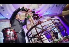 Ricki + Lystia Wedding by Hiu Production Videography