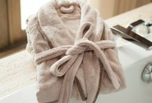 Personalized Bridal Bathrobe by Palmerhaus