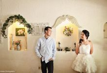 Surya & Irinne by Voltaire Photography