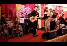 CHINESE NEW YEAR performances by 5MILE band