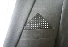 POCKET SQUARES IN APPLICATION by WIT Wear It Too