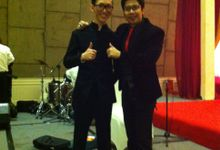 Chinese New Year's eve Gala Dinner by Nelson Music Entertainment