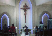 THE WEDDING OF JOHANNES - APRILIA / 01.06.14 / WISMA RMK by AS2 Wedding Organizer