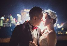 David + Jessica by Wedding Factory