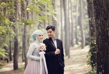 Nisa & Adimas Pre-Wedding by Benangsari Flower Studio