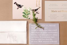 Marie & Ronald by Parler Studio
