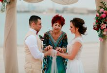 Atlantis Hotel Palm Jumeirah by Theresa D Wedding Celebrant